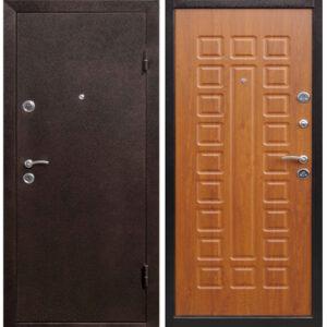 Дверь мет. Йошкар Золотистый дуб (860 мм)