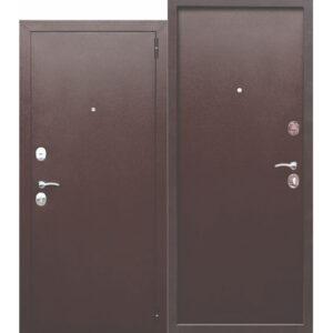 Дверь мет. Гарда металл/металл (860х2050)