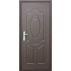Дверь мет. Е40М бронза (860х2050)