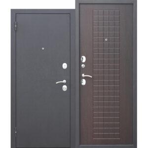 Дверь мет. Гарда Муар Венге (960х2050)