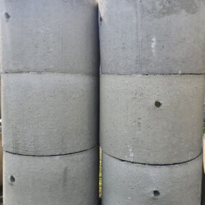 Кольцо бетонное 118х100 (выс. 80 см)