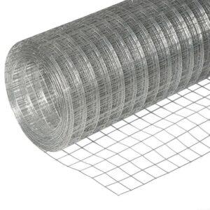 Сетка оцинкованная (1,5 х15 м) яч.50х50 (толщ. 2мм)