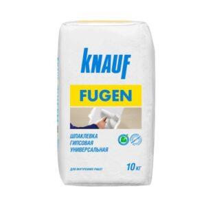 Шпатлевка гипсовая Фуген Кнауф (10 кг)