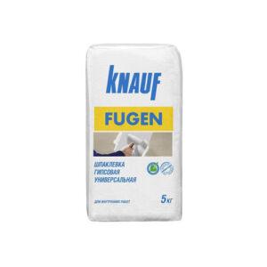 Шпатлевка гипсовая Фуген Кнауф (5 кг)