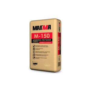Цементно-песчаная смесь М-150 Магма (25 кг)