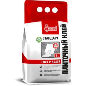 Клей плиточный Стандарт Старатели (5 кг)