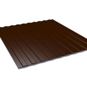 Профнастил Шоколадно-коричневый (C8)