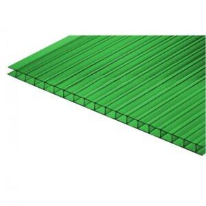 Сотовый поликарбонат ULTRAMARIN зеленый