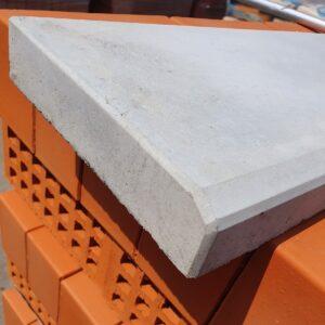 Поребрик (Бордюр) бетонный серый (0,5 м)